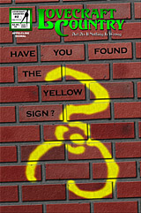 Issue #2: Have You Found the Yellow Sign?